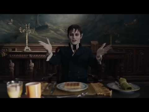Dark Shadows: Trailer Italiano (2012)