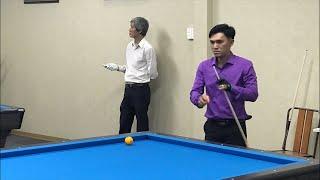Billiards Carom 3 C. Minh Điền vs Bá Vận (Quảng Ngãi)