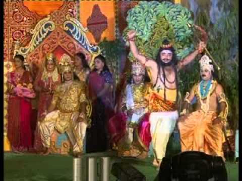 Ramlila 2011 Shree Ram Adarsh Kala Manch Delhi (laxman-parasuram1.flv video