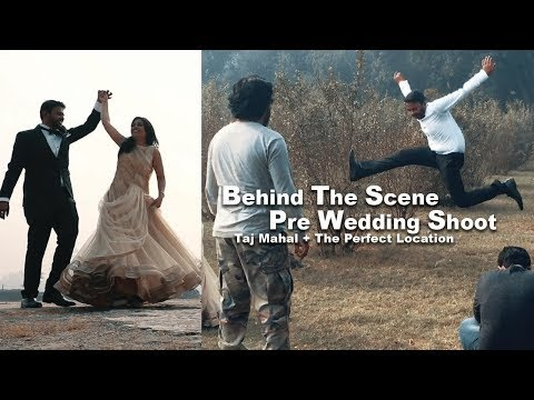 how to do pre wedding shoots - behind the scene video MP3