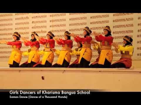 Saman Dance (from Aceh) - Indonesian Traditional Dance video
