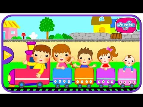 Finger Family  ✿ เพลงเด็ก ✿ เพลงสำหรับเด็ก