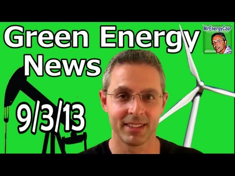 Green Energy News Fracking Ban, Tesla Safety Test, China Baby Boom....