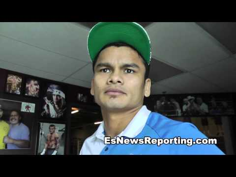 Marcos Maidana on Lucas Matthysse Power - EsNews Boxing