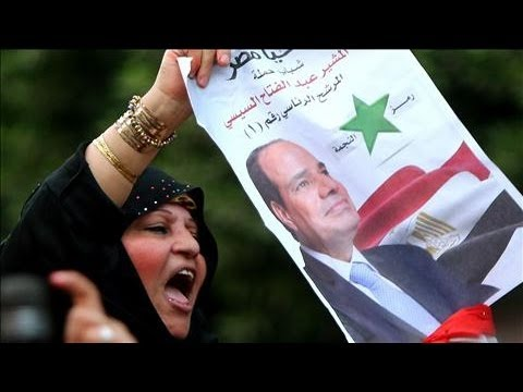 Sisi Wins Overwhelming Victory in Egypt