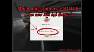 [vi] LINUX: Quên password của user root ? Đừng lo, hoàn toàn có thể reset lại được !