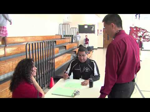 Rio Bravo Middle School Principal walkthrough