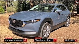 "The 2020 Mazda CX-30 is the ""Taller"" Mazda3 Crossover America Wanted"