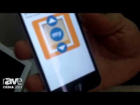 CEDIA 2014: Somfy Shows Off the Somfy myLink