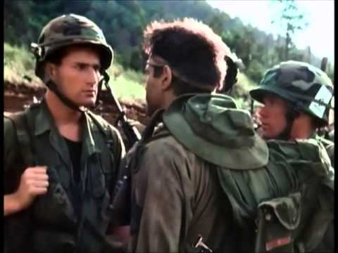 Tour of Duty - Pilot Episode, 2LT Goldman's first mission with Bravo Company