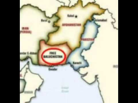 Pakistani occupied Balochistan