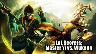 master yi vs yasuo - photo #11