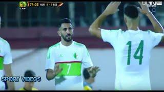 أهداف مباراة الجزائر و ليسوتو 6-0 بتعليق حفيظ دراجي ( تصفيات كأس أمم إفريقيا 2017 )