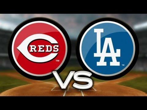 7/26/13: Hanley, Kershaw help Dodgers edge Reds
