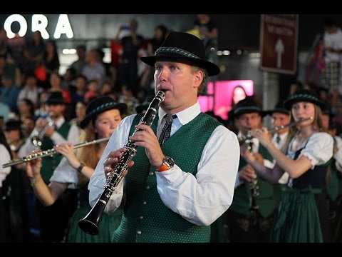 2014 Shanghai Tourism Festival ( Musikverein Lyra Wiener Neudorf , Austria)