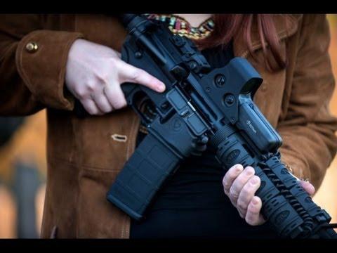 アメリカ銃社会過ぎる!