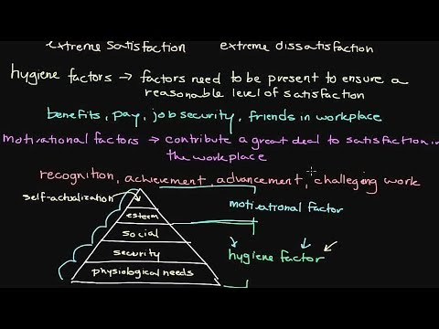 Herzberg s Two-Factor Theory of Motivation