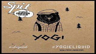 E-JUICE REVIEW - YOGI E LIQUID (FULL RANGE)