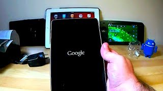 How NOT to FAIL at Unboxing the Nexus 7 ;)