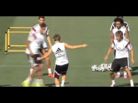 Modric renueva hasta 2018