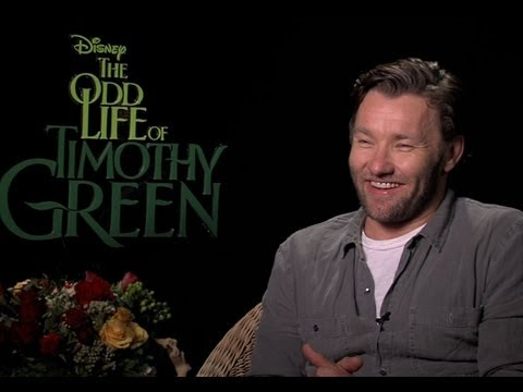 The Odd Life of Timothy Green - Interview with Joel Edgerton