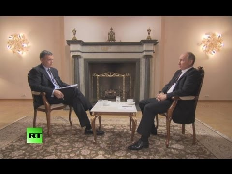 Putin: Assange case exposes UK double standards (Exclusive Interview)