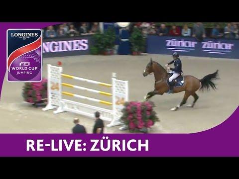 Re-Live - Longines Grand Prix Jumping - Zürich - Mercedes CSI