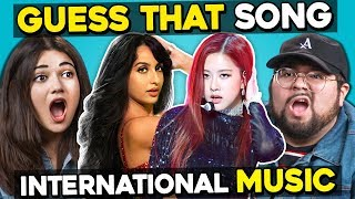 Guess That Song Challenge (International Edition)