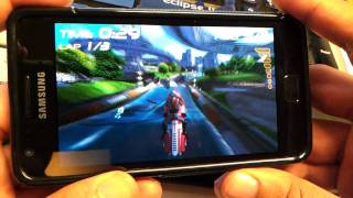 Tegra 2 game Riptide on Galaxy S2