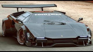 LAMBORGHINI COUNTACH --- The Ultimate Sound Compilation