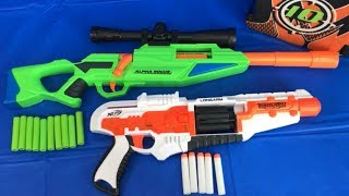 Box of Toys Toy Blasters for Kids Nerf Gun Adventure Force Non Nerf
