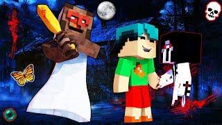 Minecraft GRANNY - GRANDMA BEAT ME WITH A BAT?!