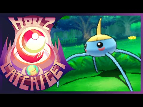 How & Where to catch/get - Surskit in Pokemon Omega Ruby & Alpha Sapphire
