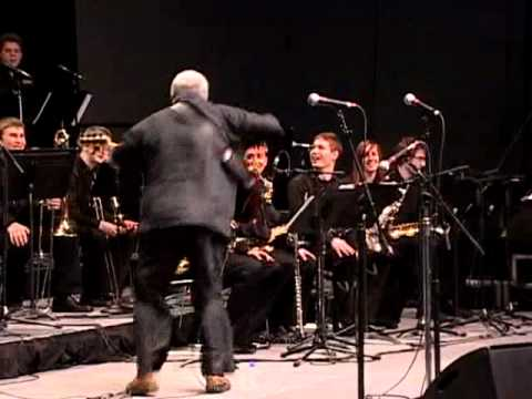 2010 Berklee High School Jazz Fesival -- Crescent Super Band with Abe, Eric, and Peter Music Videos