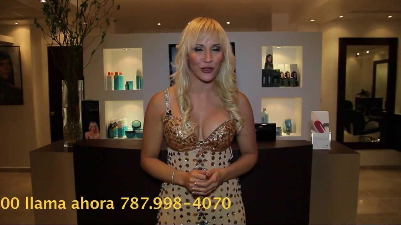 La chica de oro sal n youtube - Las chicas de oro serie ...