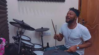Phyno Ft Flavour Vibe Studio Live Drums Cover By Pc Lapez