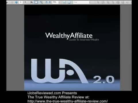 The True Wealthy Affiliate Review