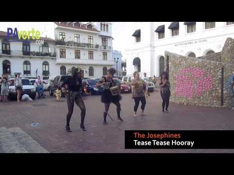 Tease Tease Hooray, The Josephines en el Festival Internacional de Artes Escénicas