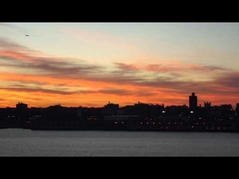 Sony NEX-7 sunrise sample video