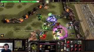 Warcraft 3: Orc Gladiators - War Hammer Random Pick