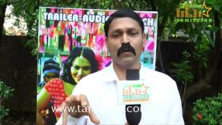 K Saseendra At Thagaval Movie Audio Launch