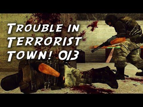 TROUBLE IN TERRORISTTOWN #013 - Nachts im HORRORHAUS [HD+] | Let's Play TTT