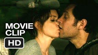 Admission Movie CLIP - Awkward Kiss (2013)  Tina Fey, Paul Rudd Comedy HD