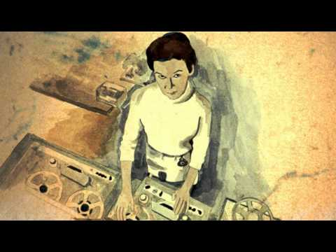 Delia Derbyshire & Barry Bermange - Colours Music Videos