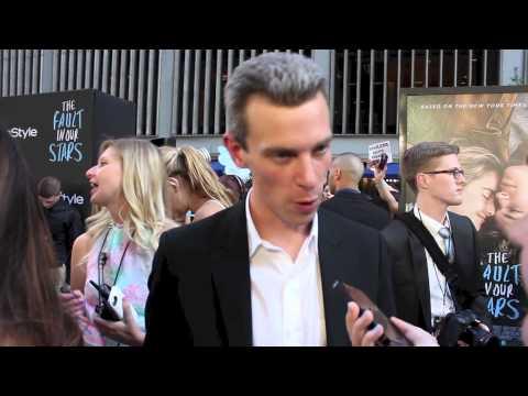 TFIOS_Movie Exclusive TFIOS Blue Carpet Interview: Josh Boone