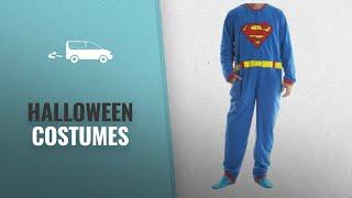 Bioworld Men Halloween Costumes [2018]: Superman Union Suit (Large)