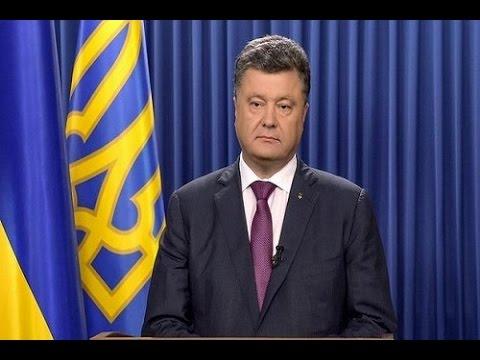 Ukraine President Poroshenko's threat after rebel polls