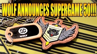 SUPERGAME 50 IS COMING!!!!!!