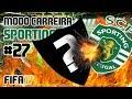 O JOGO MAIS DIFÍCIL DA ÉPOCA!!!! // Modo Carreira #27 Sporting CP [FIFA 17]