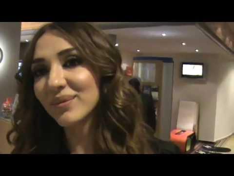 a little Interview with the Azerbaijani turk Sabina Babayeva in Hungary